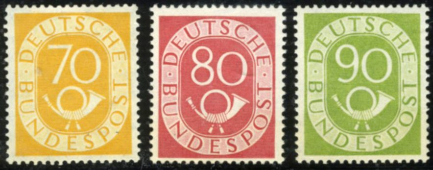 Lot 6 - GERMANY (see also #40/43)  -  Tel Aviv Stamps Ltd. Auction #46