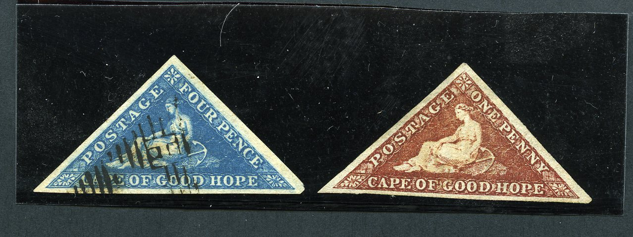 Lot 11 - south africa  -  Tel Aviv Stamps Ltd. Auction #47