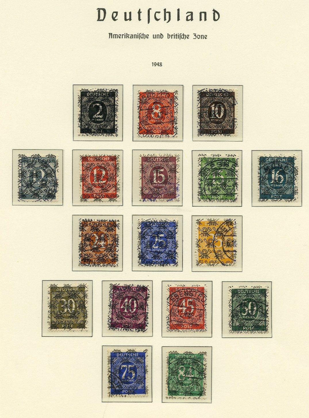 Lot 4 - germany  -  Tel Aviv Stamps Ltd. Auction #47